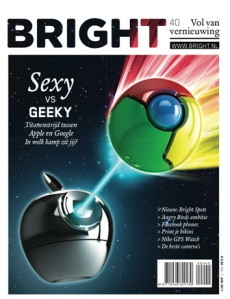 Cover van Bright #40