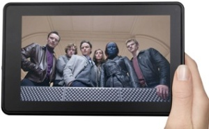 Amazon kiest X-Men First Class voor promobeelden. Klasse.
