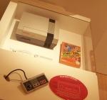 NES op de tentoonstelling Game Story. (Foto Peter Teffer)
