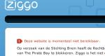 Ook een aantal Nederlandse providers blokkeert de site, gedwongen door de rechter.
