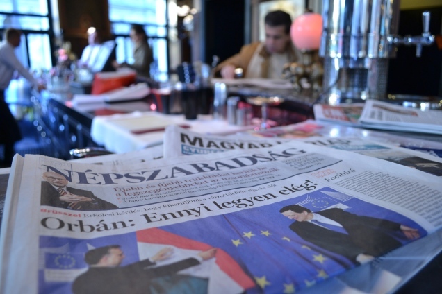 Many Hungarian journalists write freely without fear of persecution. But Hungary has come under ongoing criticism from various press freedom advocates.