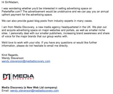 email Wendy Stevenson