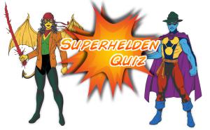 Logo Superheldenquiz